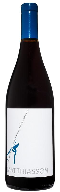 Napa Valley Pinot Meunier Yount Mill Vineyard Bottle