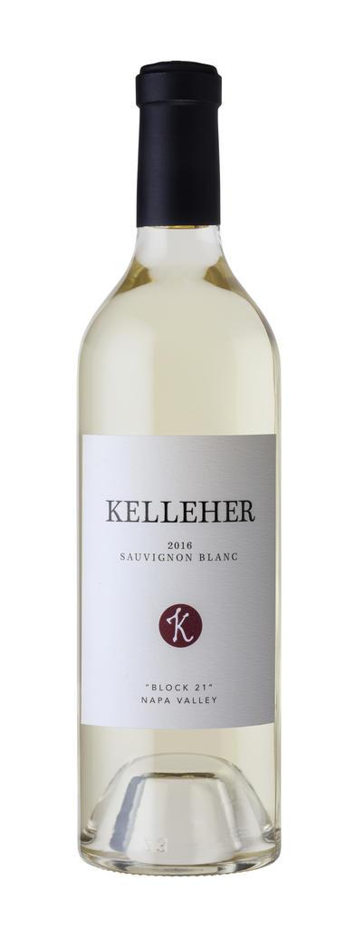 "Kelleher Family Vineyards ""Block 21"" Sauvignon Blanc Bottle Preview"