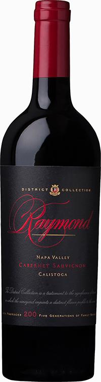 Raymond Vineyards Calistoga Cabernet Sauvignon Bottle Preview