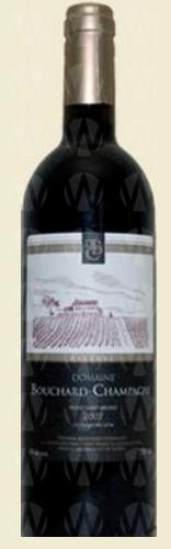 Domaine Bouchard-Champagne Le Rouge Réserve