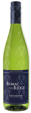 Sumac Ridge Estate Winery Gewurtztraminer