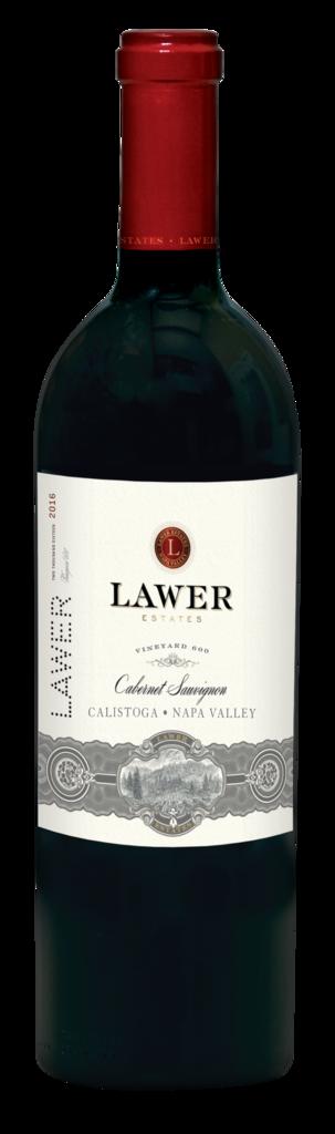 Lawer Estates Lawer Estates Cabernet Sauvignon Vineyard 600 Calistoga Bottle Preview