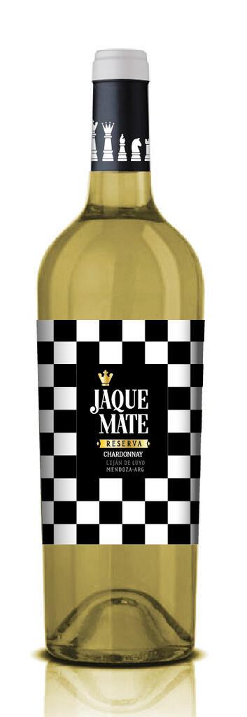Bodegas y Viñedos Sanchez S.A. JAQUE MATE RESERVE CHARDONNAY Bottle Preview