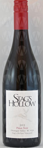 Stag's Hollow Winery & Vineyard Pinot Noir