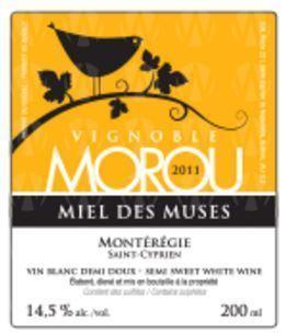 Vignoble Morou Miel des Muses