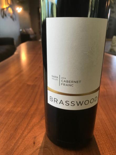 Brasswood Estate Cabernet Franc Bottle Preview