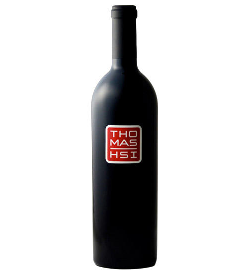 Thomas-Hsi Vineyards Cabernet Sauvignon Bottle Preview