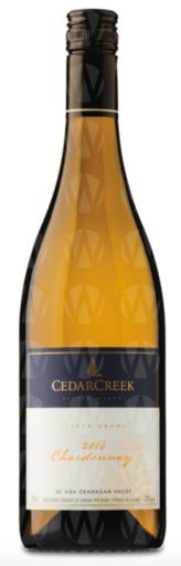 CedarCreek Estate Winery Chardonnay