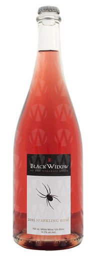 Black Widow Winery Sparkling Rose