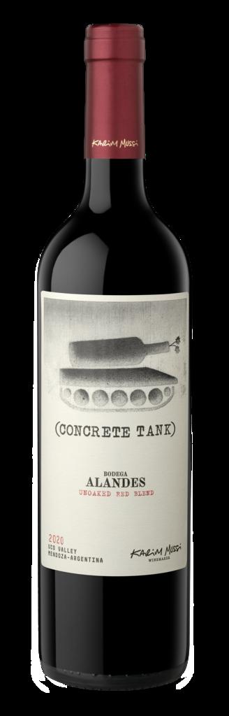 Alandes CONCRETE TANK Bottle Preview