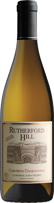 Rutherford Hill Winery Carneros Chardonnay Bottle Preview