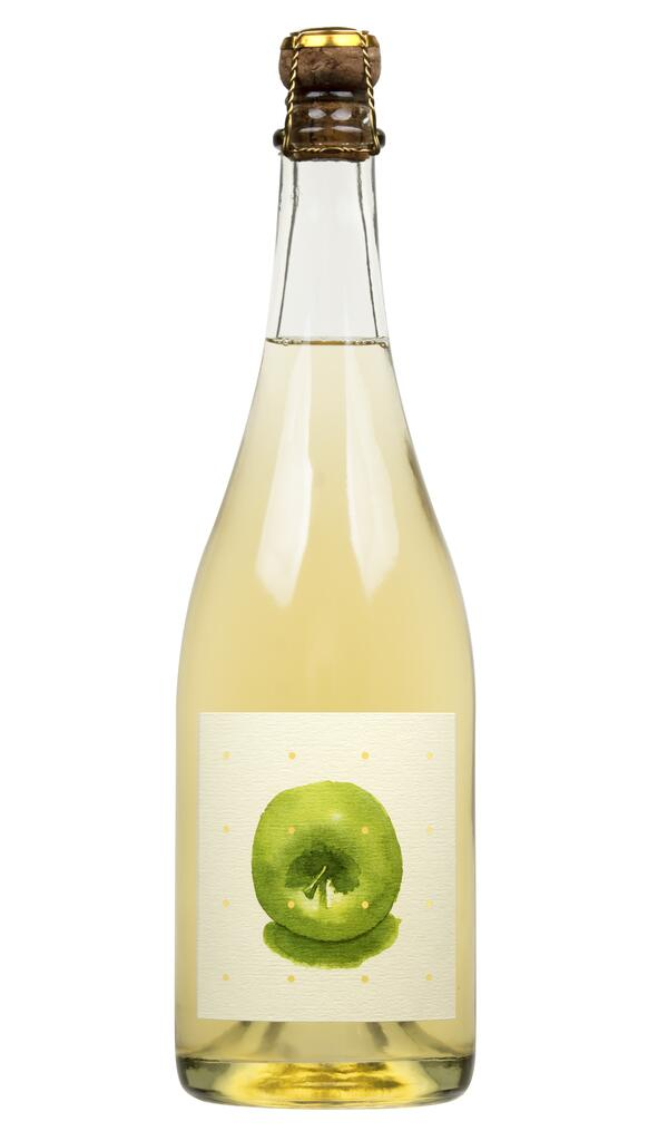 The Terraces Sparkling Apple Cider Bottle Preview
