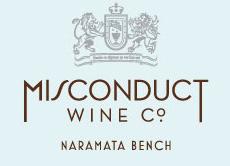 Misconduct Wine Co. Logo