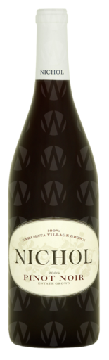 Nichol Vineyard and Estate Winery Pinot Noir