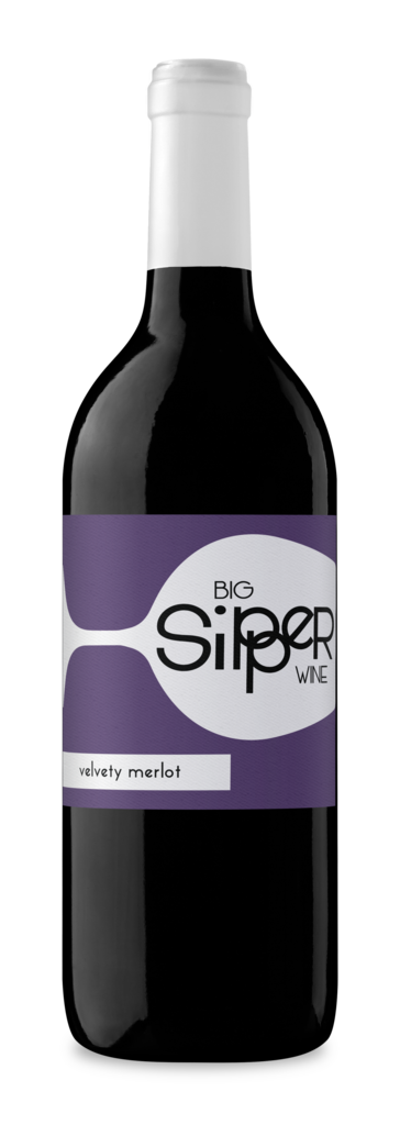Big Sipper | Merlot | California Bottle