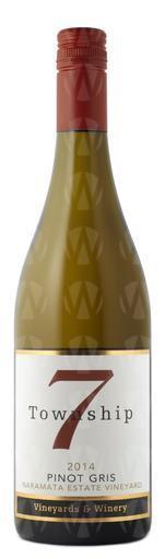Township 7 Vineyards & Winery Pinot Gris