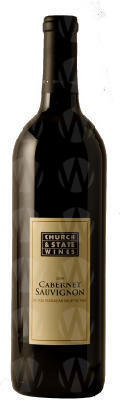 Church & State Wines Coyote Bowl Cabernet Sauvignon