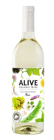 Summerhill Pyramid Winery Alive Organic White