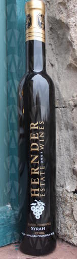Hernder Estate Winery Syrah Icewine