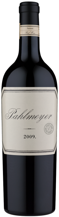 """Pahlmeyer Pahlmeyer """"Right Bank"""" Bottle Preview"""