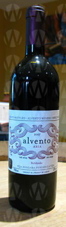 Alvento Winery Aria
