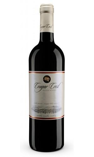 Cougar Crest Estate Winery Anniversary Cuvee Bottle Preview