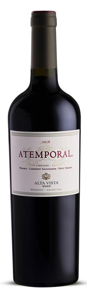 Alta Vista Wines Alta Vista Atemporal Blend Bottle Preview