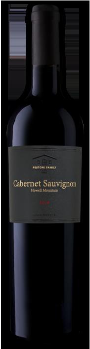 Pestoni Family Estate Winery Howell Mountain Estate Cabernet Sauvignon Bottle Preview