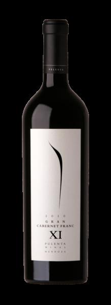 Pulenta Estate XI Great Wines of Polenta Gran Cabernet Franc Bottle Preview