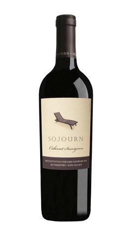 Sojourn Cellars Cabernet Sauvignon, Beckstoffer Vineyard Georges III Bottle Preview