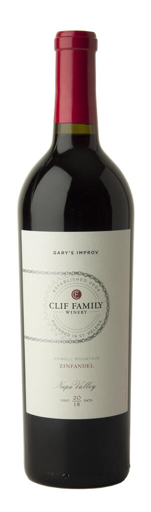 Clif Family Winery Gary's Improv Bottle Preview
