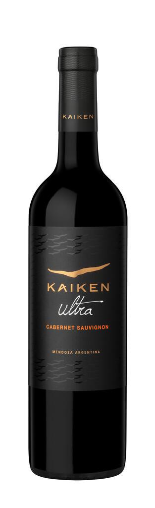 Kaiken Ultra Cabernet Sauvignon Bottle