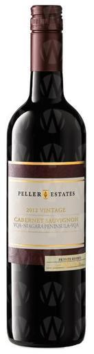 Peller Estates Winery Private Reserve Cabernet Sauvignon