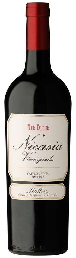 Bodega y Viñedos Catena Nicasia Vineyards Red Blend Malbec Bottle Preview