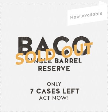 Trail Estate Winery Single Barrel Baco Noir Reserve