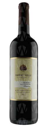 Desert Hills Estate Winery Cabernet Sauvignon