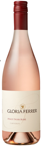 Gloria Ferrer Estate Varietals Pinot Noir Rosé Bottle Preview