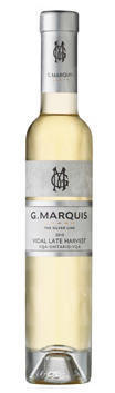 G. Marquis Vineyards Vidal Late Harvest