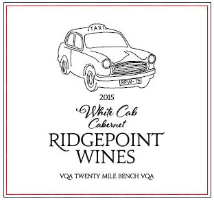 Ridgepoint Wines White Cabernet
