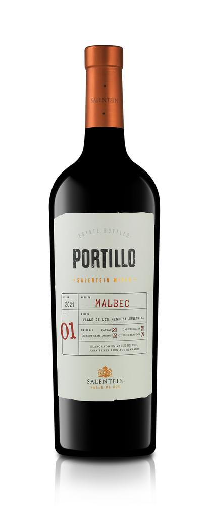 Bodegas Salentein Portillo Malbec Bottle Preview