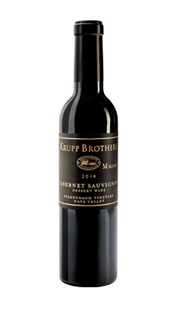Krupp Brothers M5 Block Dessert Wine Bottle Preview