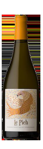 Purlieu Wines Le Pich Russian River Valley Chardonnay Bottle Preview