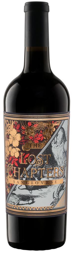 J. McClelland Cellars The Lost Chapters 2014 Napa County Sangiovese Bottle Preview