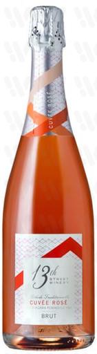 13th Street Cuvée Rosé