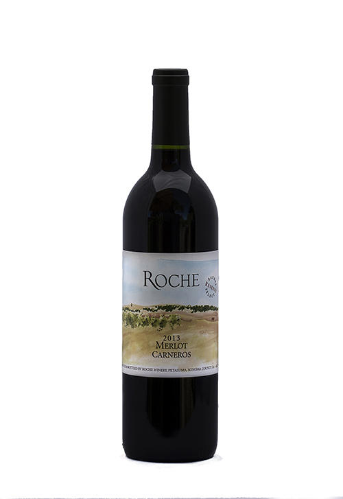 Roche Winery and Vineyards Merlot Reserve Bottle Preview