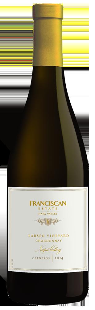 Franciscan Estate FRANCISCAN ESTATE LARSEN VINEYARD CHARDONNAY Bottle Preview