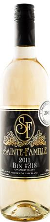 Sainte-Famille Wines Bin # 318