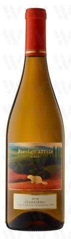 The Foreign Affair Winery Chardonnay