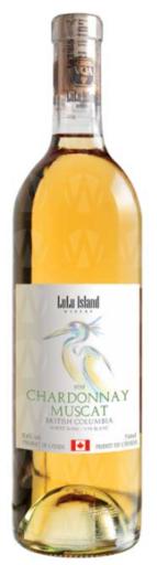 Lulu Island Winery Chardonnay Muscat