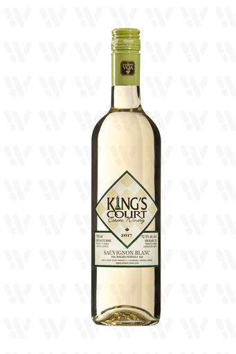 King's Court Estate Winery Sauvignon Blanc